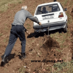 Funny pictures - plowing
