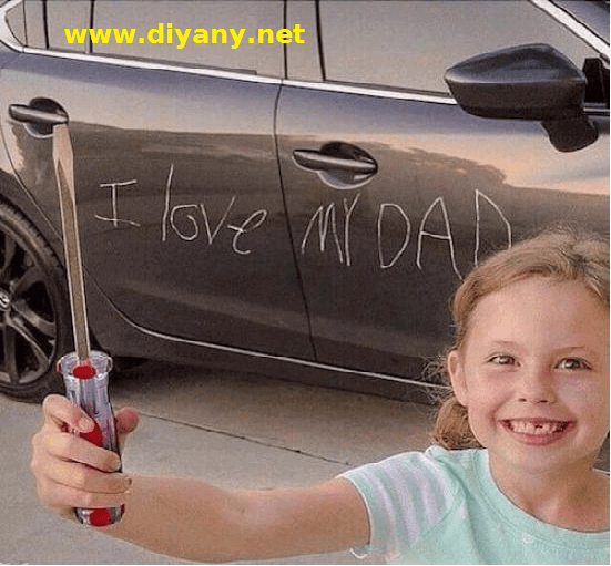 Funny pictures - Dad I love you