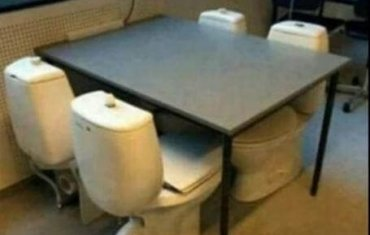 chairs toilet