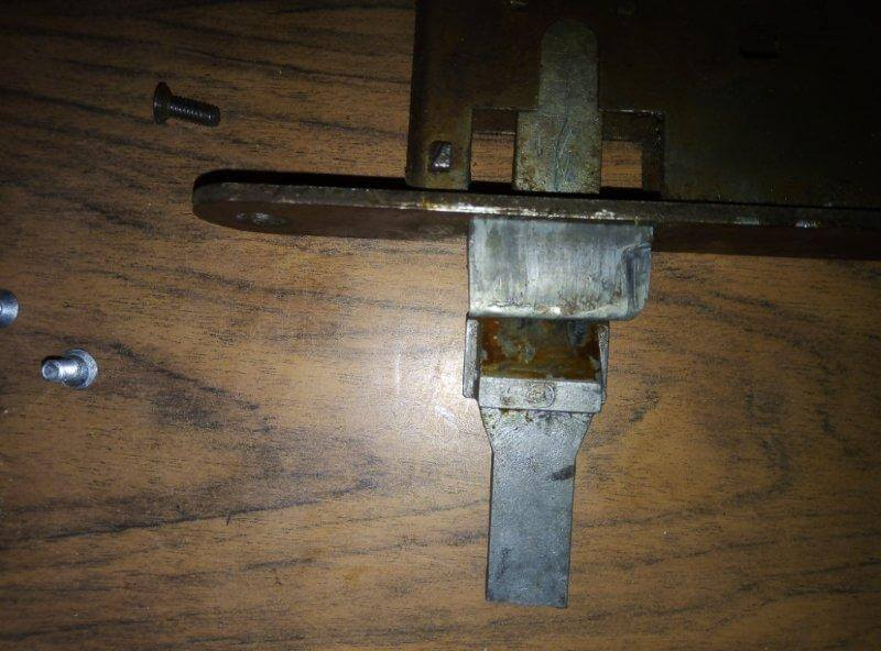Different latch bolts