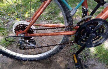 Bicycle wheel removal